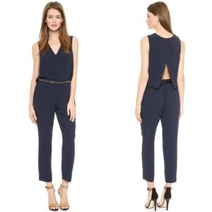 Club Monaco Cutout Back Jumpsuit / Jumper